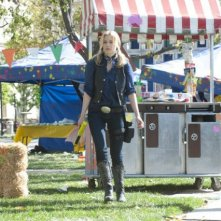 Gillian Jacobs nell'episodio For a Few More Paintballs di Community