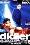 La locandina di Didier