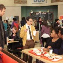 Una scena dell'episodio Critical Film Studies di Community