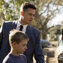 Brad Pitt è il protagonista di The Tree of Life di Terrence Malick (2011)