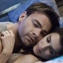 Clovis Cornillac e Olivia Bonamy nel film Une folle envie
