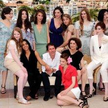 Il cast de L'Apollonide (tra cui Jasmine Trinca) a Cannes 2011