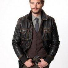 Jamie Dornar in una foto promozionale della serie 'Once Upon A Time'