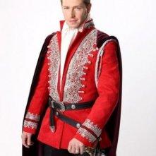Josh Dallas in una foto promozionale della serie 'Once Upon A Time'