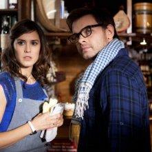 Olivia Bonamy e Clovis Cornillac nella commedia Une folle envie