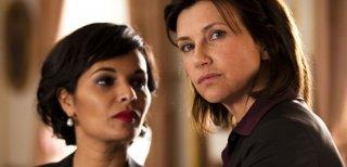 Saïda Jawad e Florence Pernel nel film La conquête