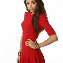 Ashley Madekwe in una foto promozionale della serie 'Revenge'