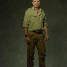 Bruce Greenwood in una foto promozionale della serie tv The River