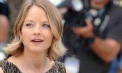 Jodie Foster a Cannes con un castoro