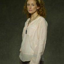 Leslie Hope in una foto promozionale della serie tv The River