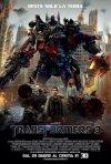 Locandina italiana di Transformers : The Dark of the Moon