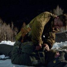 Sean Bean in una scena del film Age of Heroes