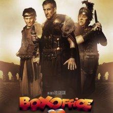 Uno dei teaser poster di Box Office 3D, chiaramente ispirato a Il Gladiatore