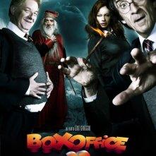 Uno dei teaser poster di Box Office 3D, chiaramente ispirato alla saga di Harry Potter