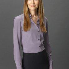 Darby Stanchfield in una foto promozionale della serie tv Scandal