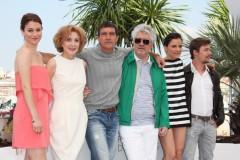Pedro Almodovar e Antonio Banderas cambiano pelle a Cannes