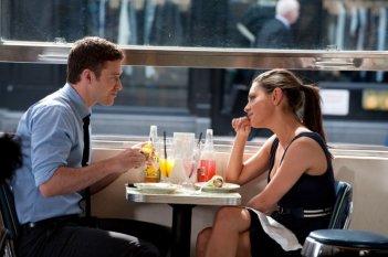 Appuntamento romantico per Justin Timberlake e Mila Kunis in Amici di letto: istruzioni per l'uso