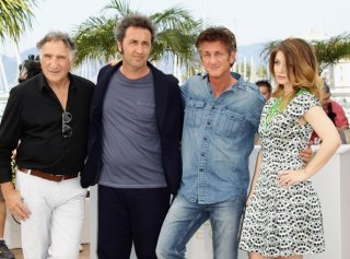 Cannes 2011: Judd Hirsch, Paolo Sorrentino, Sean Penn ed Eve Hewson presentano This Must Be the Place