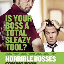 Seconda locandina parziale di Horrible Bosses