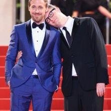Cannes 2011: Ryan Gosling e Nicolas Winding Refn presentano il film Drive