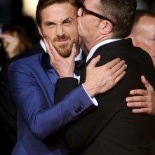 Cannes 2011: Ryan Gosling e Nicolas Winding Refn presentano il film Drive sul red carpet