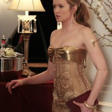 Kaylee DeFe in un momento dell'episodio The Wrong Kiss Goodnight di Gossip Girl