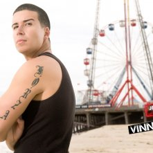 Un wallpaper di Vinny Guadagnino per show tv di Mtv: 'Jersey Shore'
