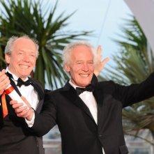 Cannes 2011: i fratelli Dardenne, vincitori del Gran Premio della giuria per Il ragazzo con la bicicletta