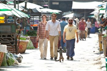 Ed Helms, Bradley Cooper e Zach Galifianakis in un'immagine di Una notte da leoni 2