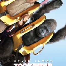 Nuovo poster per The Zookeeper