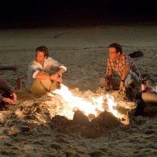 Zach Galifianakis, Bradley Cooper, Ed Helms e Justin Bartha, protagonisti di Una notte da leoni 2