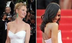 Cannes 2011: le signore in bianco conquistano la Croisette