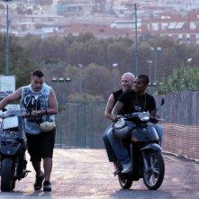 Fabio Gomiero e Germano Gentile in una scena del film Et in terra pax