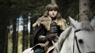 Isaac Hempstead-Wright nell'episodio A Golden Crown di Game of Thrones