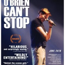 La locandina di Conan O'Brien Can't Stop