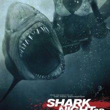 La locandina di Shark Night 3D