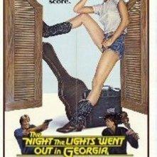 La locandina di The Night the Lights Went Out in Georgia
