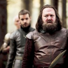 Mark Addy e Gethin Anthony nell'episodio A Golden Crown di Game of Thrones