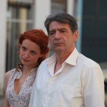 Miki Manojlovic e Jelena Stupljanin nel film Cirkus Columbia