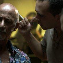 Paolo Perinelli è Sergio nel film Et in terra pax