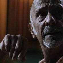 Primo piano di Paolo Perinelli dal film Et in terra pax