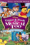 La locandina di Tigger & Pooh and a Musical Too