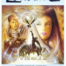 Ladyhawke (1985) locandina