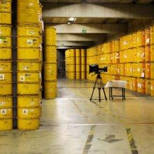 Una immagine dal set del documentario Unter Kontrolle