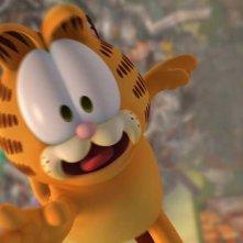 Il protagonista di Garfield il supergatto