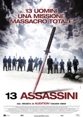 13 assassini in streaming & download