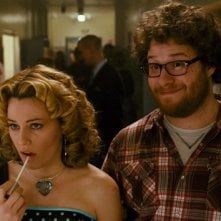 Seth Rogen ed Elizabeth Banks in coppia per il film Zack and Miri