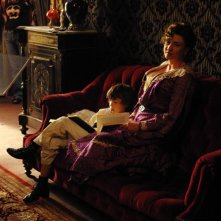 Un'immagine dal set del film L'apollonide (Souvenirs de la maison close)