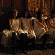 Una scena del film drammatico L'apollonide (Souvenirs de la maison close)