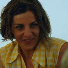 Elena Di Cioccio in un primo piano tratto dal film Nauta